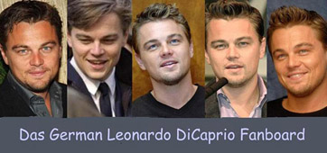 The German Leonardo DiCaprio Fanboard