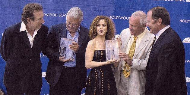 Hollywood Bowl Hall of Fame Gala - Friday, June 28, 2002  (Photo by Lori Shepler / LA Times)