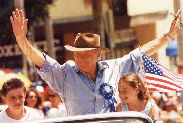Pacific Palisades Fourth of July Parade 1999 Grand Marshal